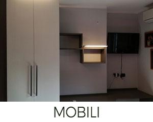 Falegnameria mobili su misura